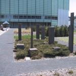Jardins de la Grande Bibliothèque du Québec