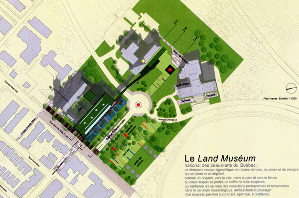 Land museum